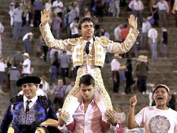 Juan de Castilla triunfa en Manizales