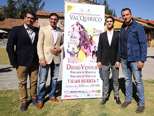 Anuncian cartel completo de ValQuirico