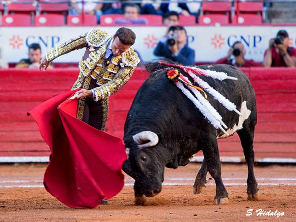 Ferrera encandila al público de La México