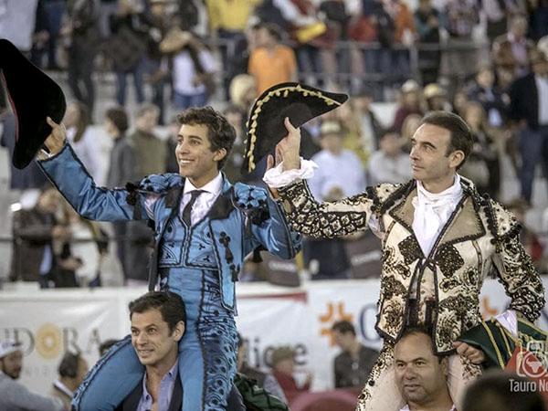 Leo y Ponce comparten triunfo en León