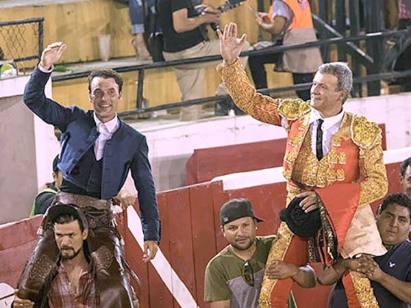 Garza y Andy comparten triunfo en Cadereyta