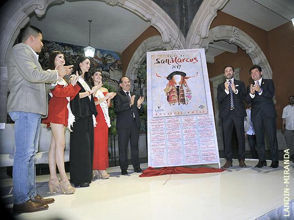 ¡La Feria de San Marcos dará 16 festejos!