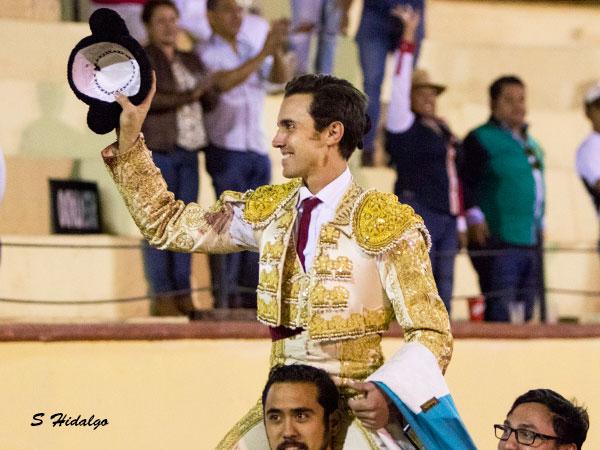 Mauricio ratifica en Texcoco su buena racha