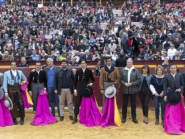 Tarde triunfal en Murcia
