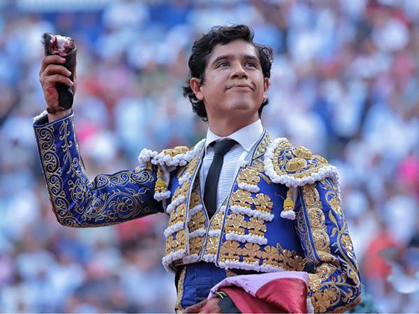 Valioso triunfo de Luis David en Bilbao