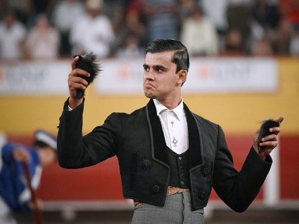 Diego Sánchez triunfa en el festival de AGS