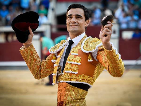 Ureña corta una oreja en Madrid