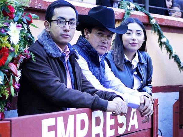 El Mojito, a hombros en Tlaxcala