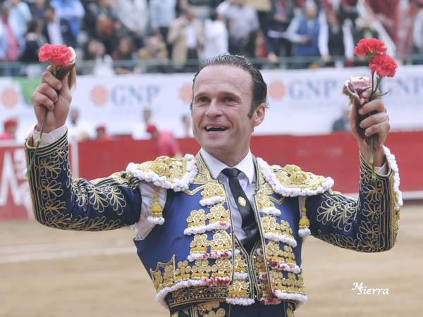 Importante triunfo de Ferrera en Guadalajara