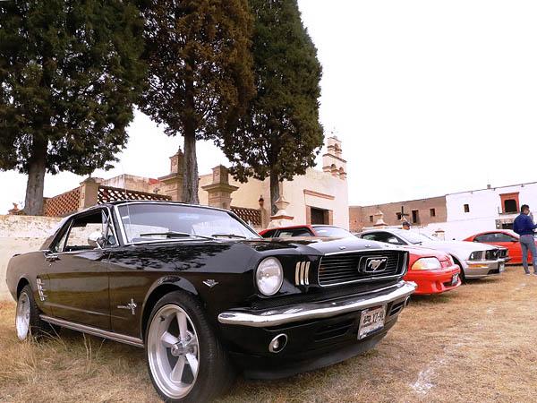 Convención de Mustang en Piedras Negras