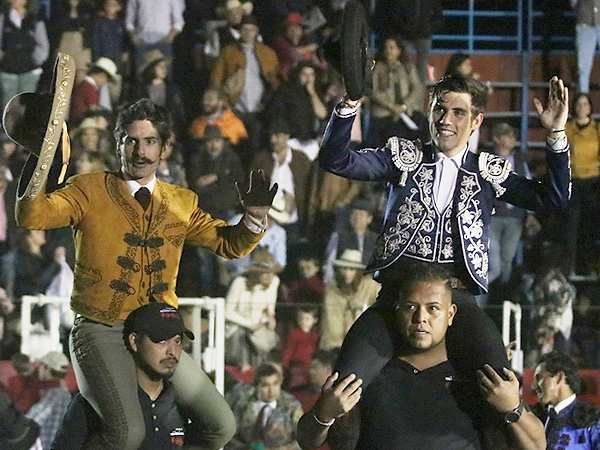 Comparten el triunfo en Val Quirico