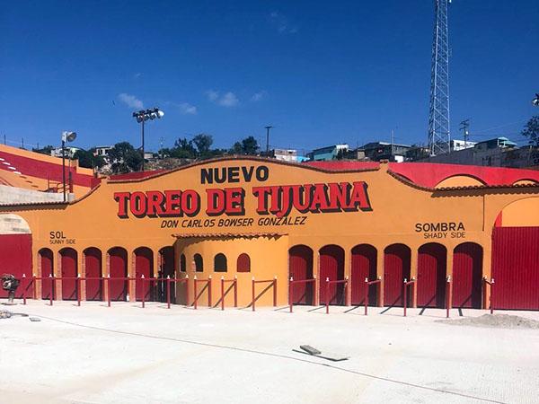"""El """"Nuevo Toreo"""" de Tijuana ya es una realidad"""