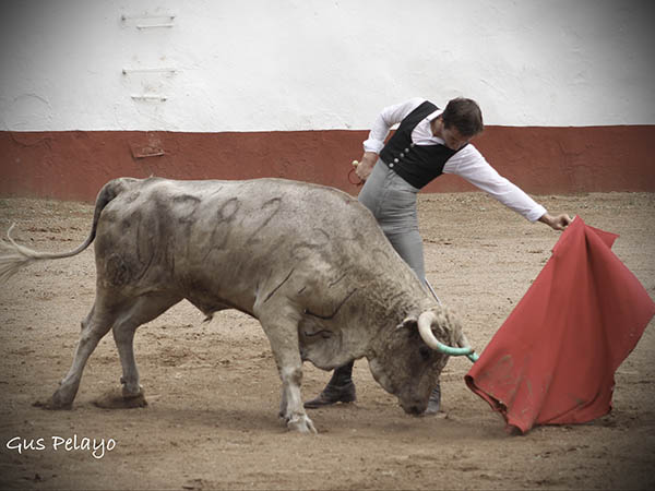 Arturo Gilio afina su concepto en Pablo Moreno