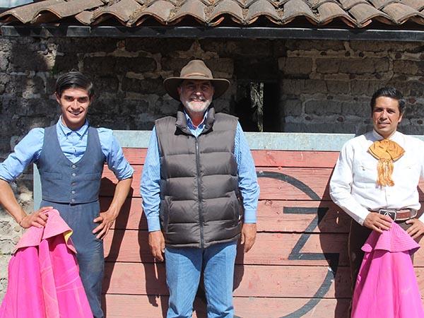 Los Ibelles ensayan en La Soledad