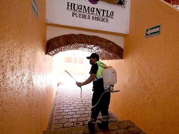 Tlaxcala es ejemplo de control sanitario