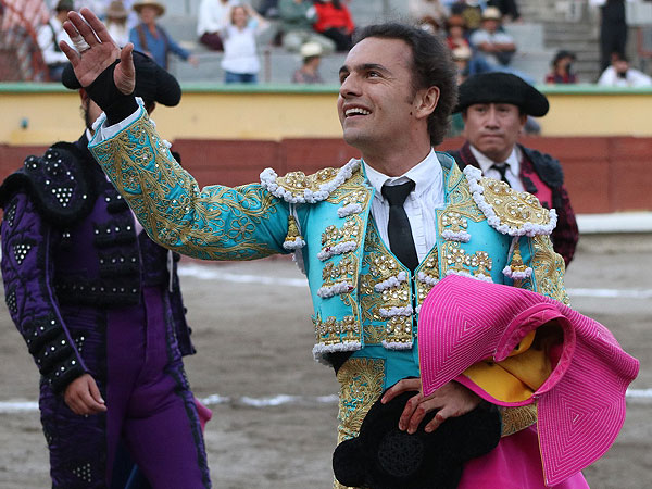 Jorge Sotelo da la única vuelta en Apizaco