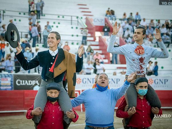Los Diegos triunfan en el festival de León