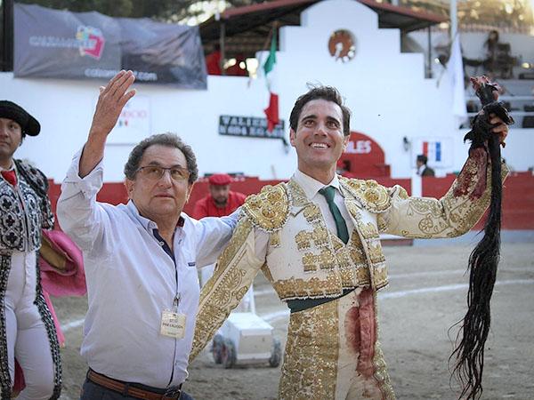 José Mauricio indulta un toro de Campo Real
