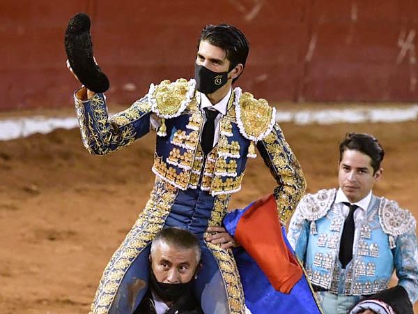 Importante triunfo de Calita en San Luis