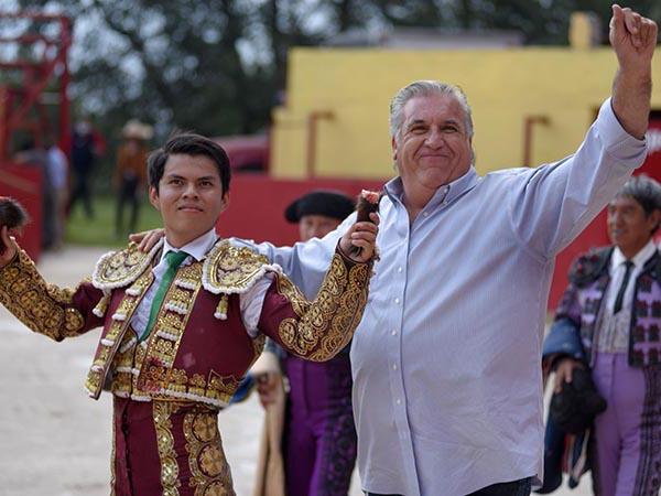"""Juan Luis Ayala triunfa en """"Los Ibelles"""""""