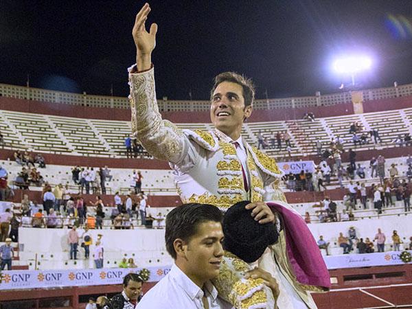 José Mauricio, primer triunfador de Monterrey