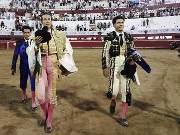 Otra corrida triunfal en Monterrey