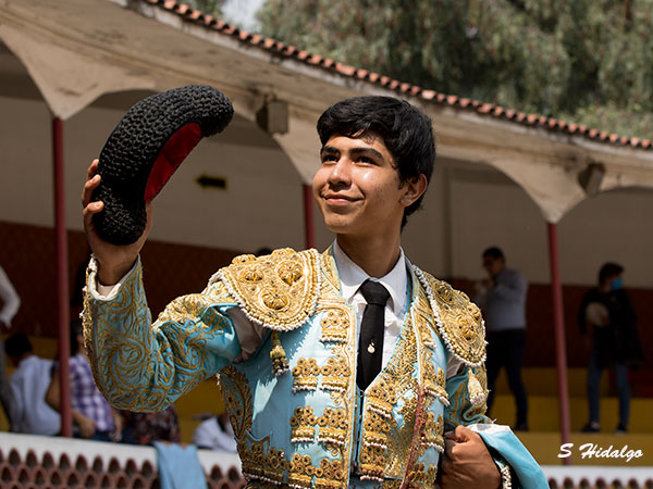 "Jesús Sosa sorprende en ""La Florecita"""