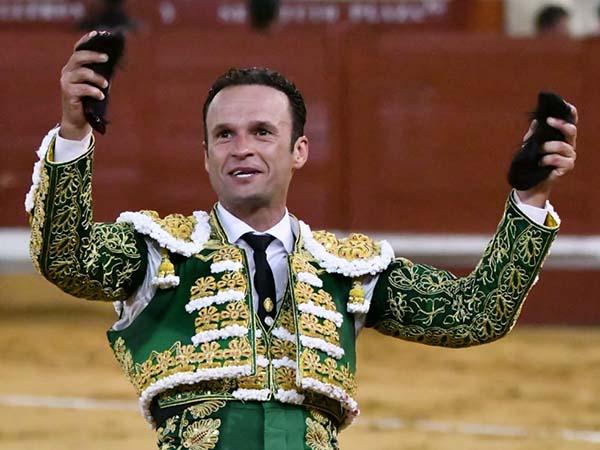 Ferrera, Morante y Ortega brillan en Alcalá
