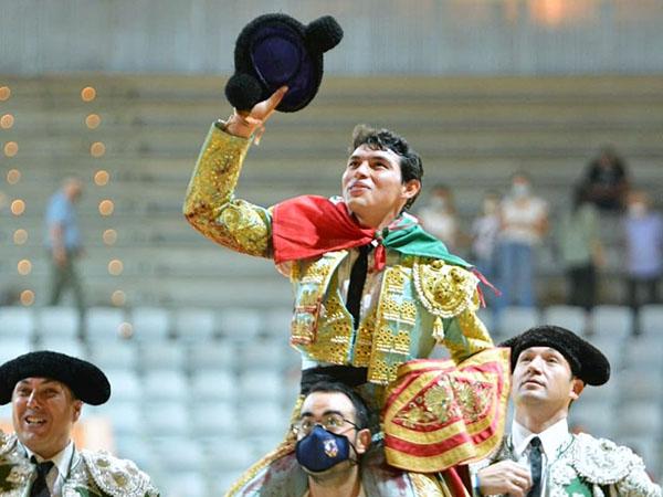 Sólida actuación de Isaac Fonseca en Arnedo
