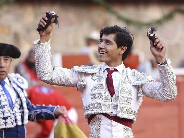Luis David repite color en Zacatecas