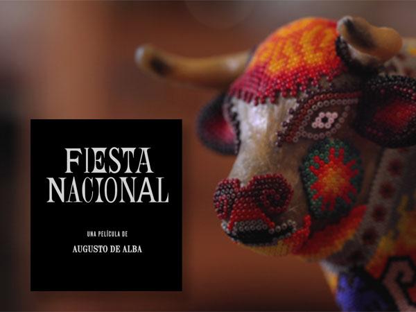 Fiesta y rito, en una película de Augusto de Alba
