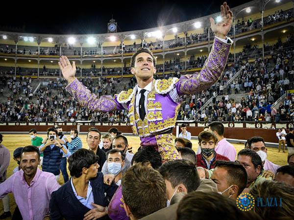 Ginés Marín borda el toreo en Madrid