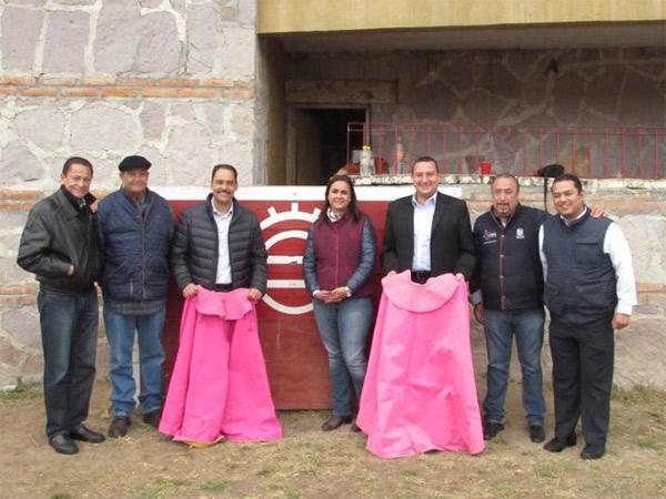 Alumnos de la ATMA tientan en Medina Ibarra