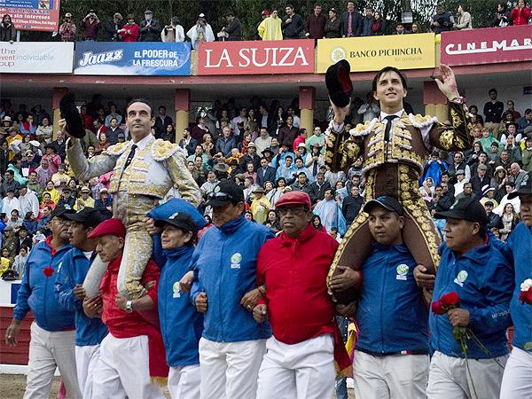 Ecos de la Feria de Latacunga