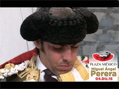 Promocional de Miguel Ángel Perera
