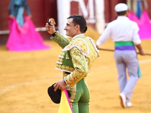 Paco Ureña destaca en Málaga