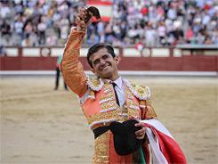 Joselito corta meritoria oreja en Madrid