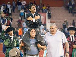 Diego Ventura triunfa en SLP