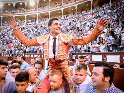 El triunfo de Paco Ureña en Madrid
