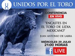 Conferencia sobre encastes en México