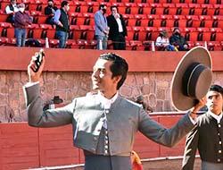 Tarde de tres orejas en Zacatecas
