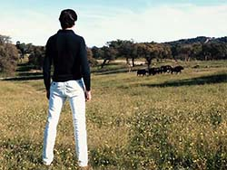 Roca Rey rinde homenaje al toro