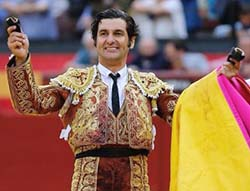 Morante mantiene su racha en Jaén